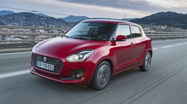 The latest Swift has been on a diet too, weighing in at around 900kg to the benefit of economy and performance
