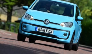 VW Up! - front