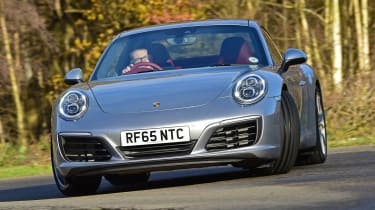 The move to a turbocharged 3.0-litre engine has changed the sound of the 911 but it remains one of the best driver's cars.