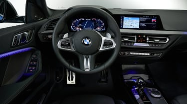 2020 BMW 2 Series Gran Coupe M235i xDrive - dashboard