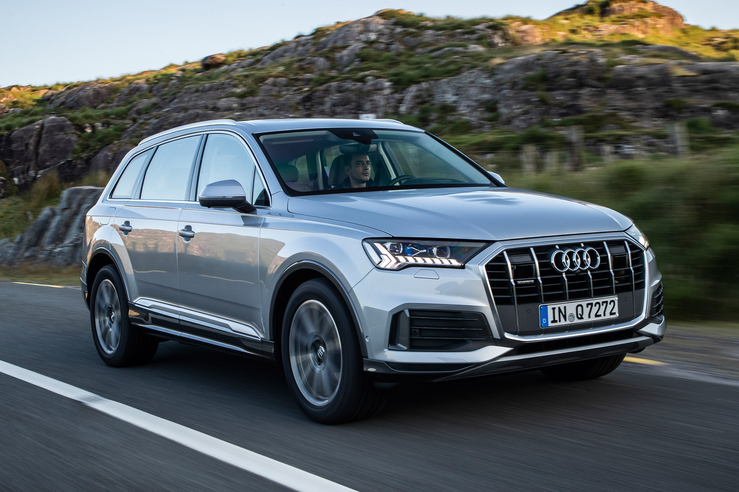 Audi Q7 Suv Review 2020 Review Carbuyer