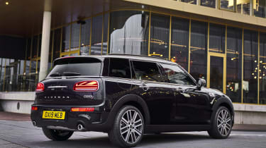 2019 MINI Clubman - rear quarter