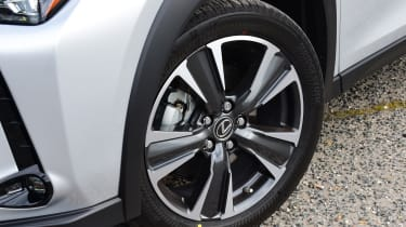Lexus UX wheel