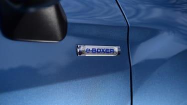 Subaru Forester badge