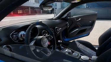 Audi TT RS Audi Sport Nogaro Edition interior
