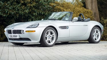 The BMW Z8 and the Rolls-Royce Phantom have something in common