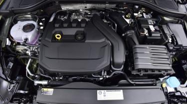 2020 Volkswagen Golf - engine bay