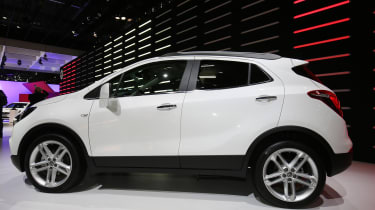 The Vauxhall Mokka X made its debut at the Geneva Motor Show back in March.