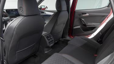 2020 SEAT Leon - back seats