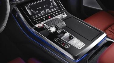 Audi SQ8 SUV gearlever