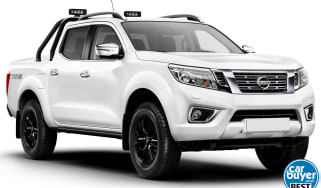 Nissan Navara Best Buy cutout