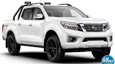 Nissan Navara Best Buy cutout