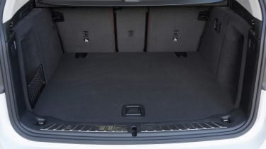 BMW iX3 SUV boot