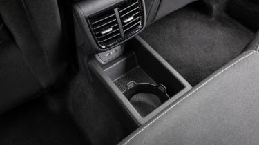 Skoda Fabia hatchback rear vents