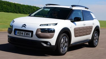 Citroen C4 Cactus - 2015 Carbuyer Car of the Year