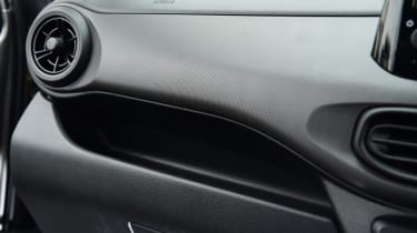 Hyundai i10 hatchback dashboard