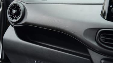 Hyundai i10 hatchback dashboard