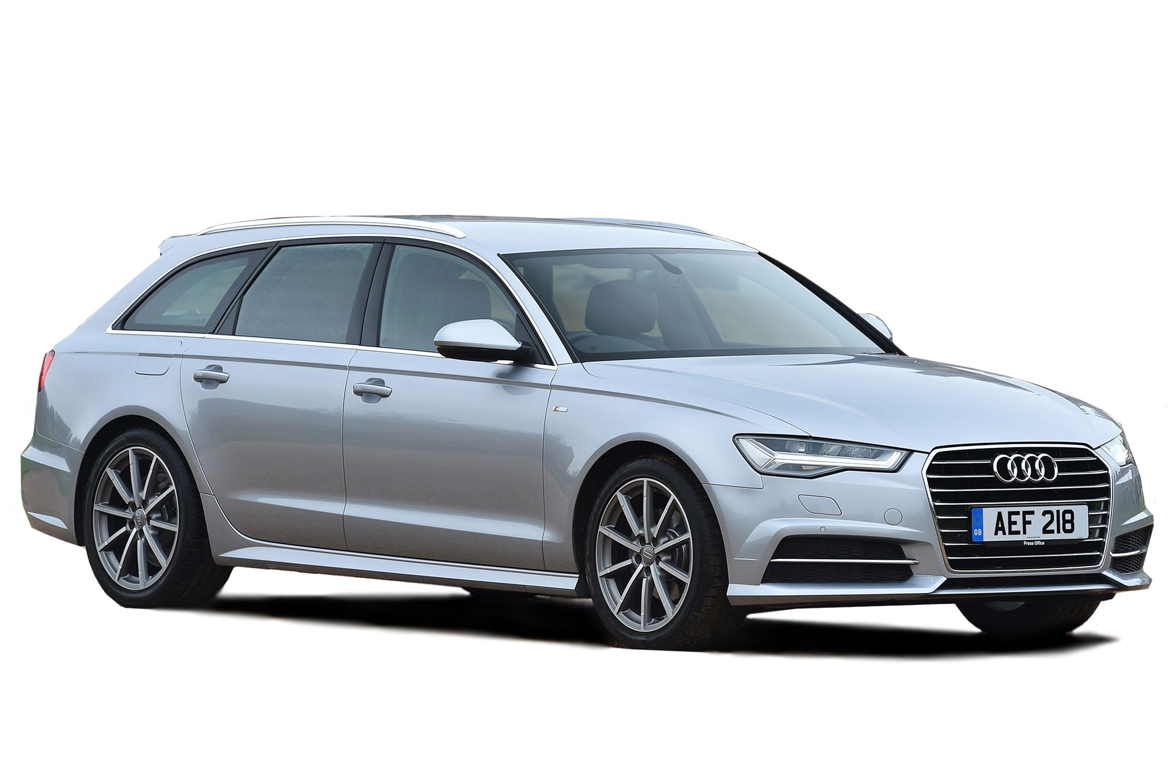 Audi A6 Avant Estate 2011 2018 Engines Drive Performance Carbuyer