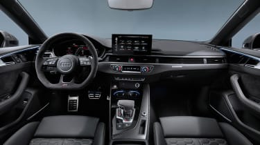 2020 Audi RS5 Coupe - interior