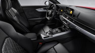 Audi S4 Saloon TDI - interior side