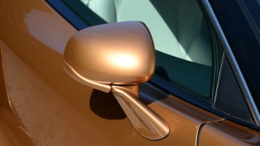 McLaren GT wing mirror