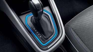 Renault Clio E-Tech Hybrid gearlever
