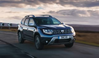 Top 10 best cars for winter - Dacia Duster