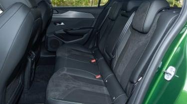 2021 Peugeot 308 hatchback