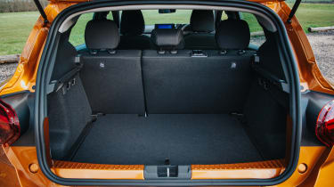 Dacia Sandero Stepway hatchback boot