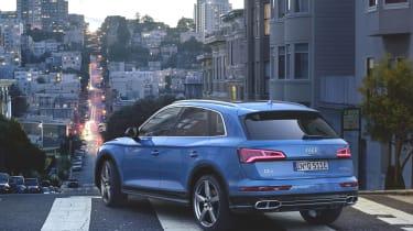 Audi PHEV Q5 rear