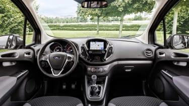 Ford Tourneo Courier interior