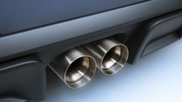 MINI John Cooper Works GP - exhaust