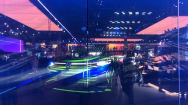 2021 Volkswagen ID.4 - Front view at Frankfurt