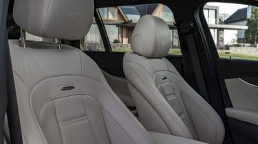 Mercedes-AMG E 63 estate seats