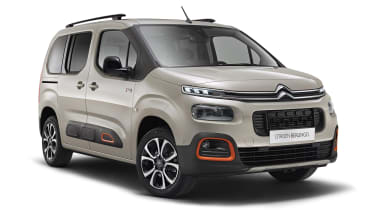 Citroen Berlingo in Flair XTR trim