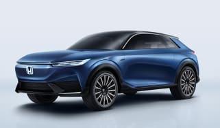 Honda SUV e:concept front