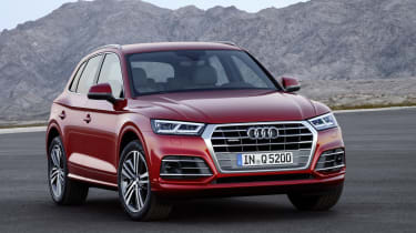 The latest Audi Q5 is very important for the company as the previous model was a very strong seller
