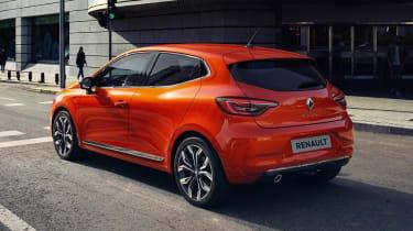 Renault Clio 2019 rear quarter