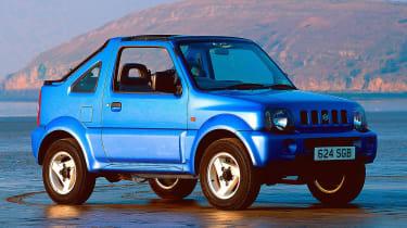 Suzuki Jimny Soft-Top