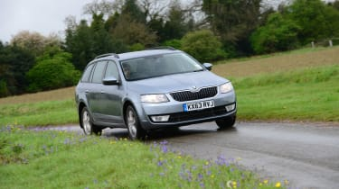 Even the 1.0-litre TSI petrol doesn't feel underpowered
