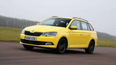 With the SEAT Ibiza ST being axed, the Skoda Fabia Estate is one of the few small estates left on sale in the UK
