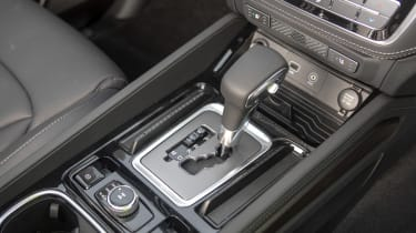 2019 SsangYong Rexton ICE special edition - centre console