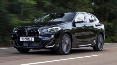 BMW X2 - front 3/4
