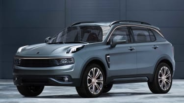 Lynk & Co is a brand new company by Geely, the Chinese giant behind Volvo and the London Taxi Company