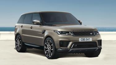 Range Rover Sport HSE Silver
