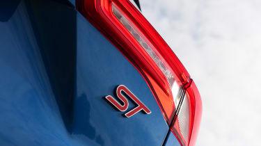 Ford Focus ST Estate rear lights