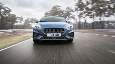 2019 Ford Focus ST - front driving close