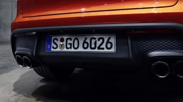 2021 Porsche Macan S - rear detail