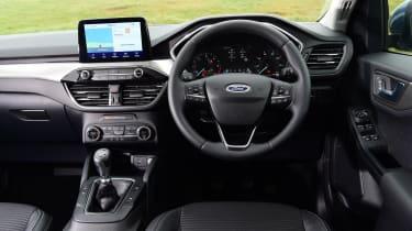 Ford Kuga interior - Titanium spec