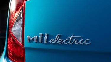 2019 SEAT Mii Electric - Badge